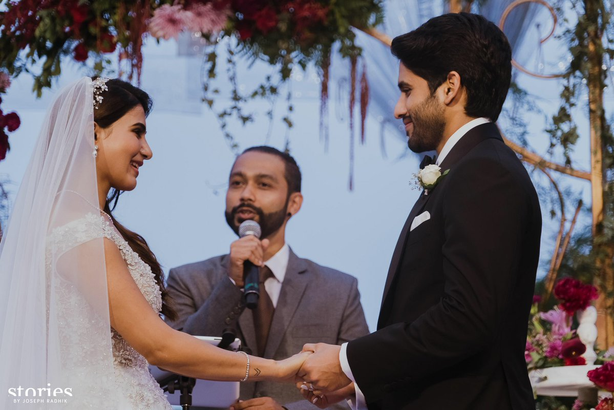 Naga Chaitanya Samantha Wedding Reception Details