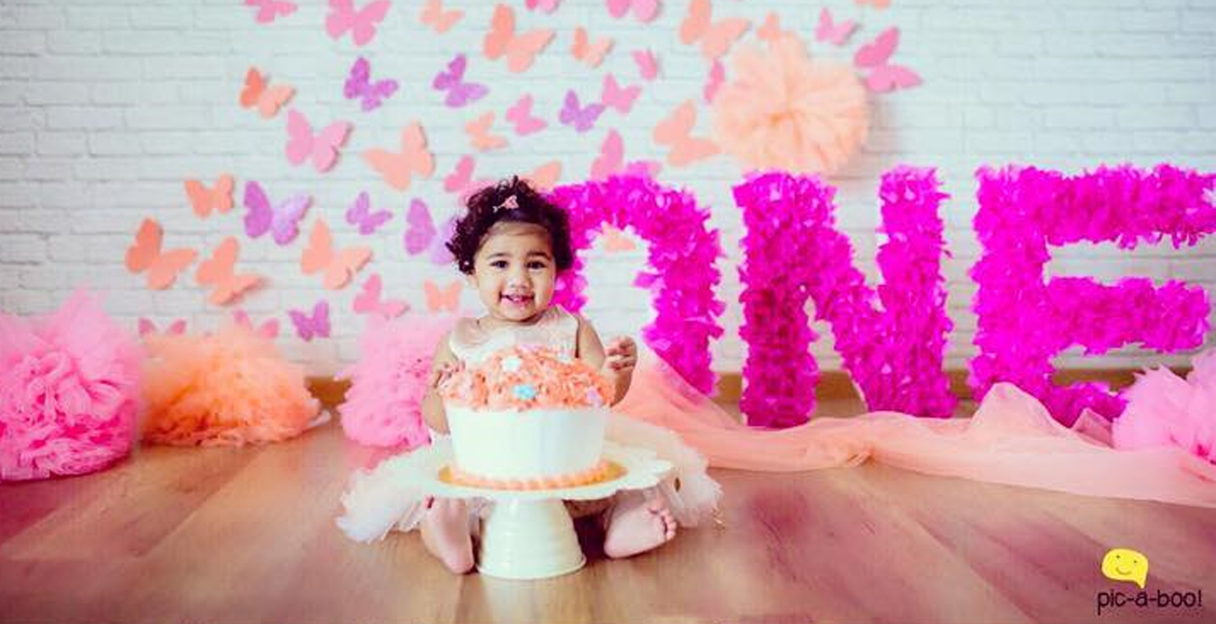 Allu Arha First Birthday photos