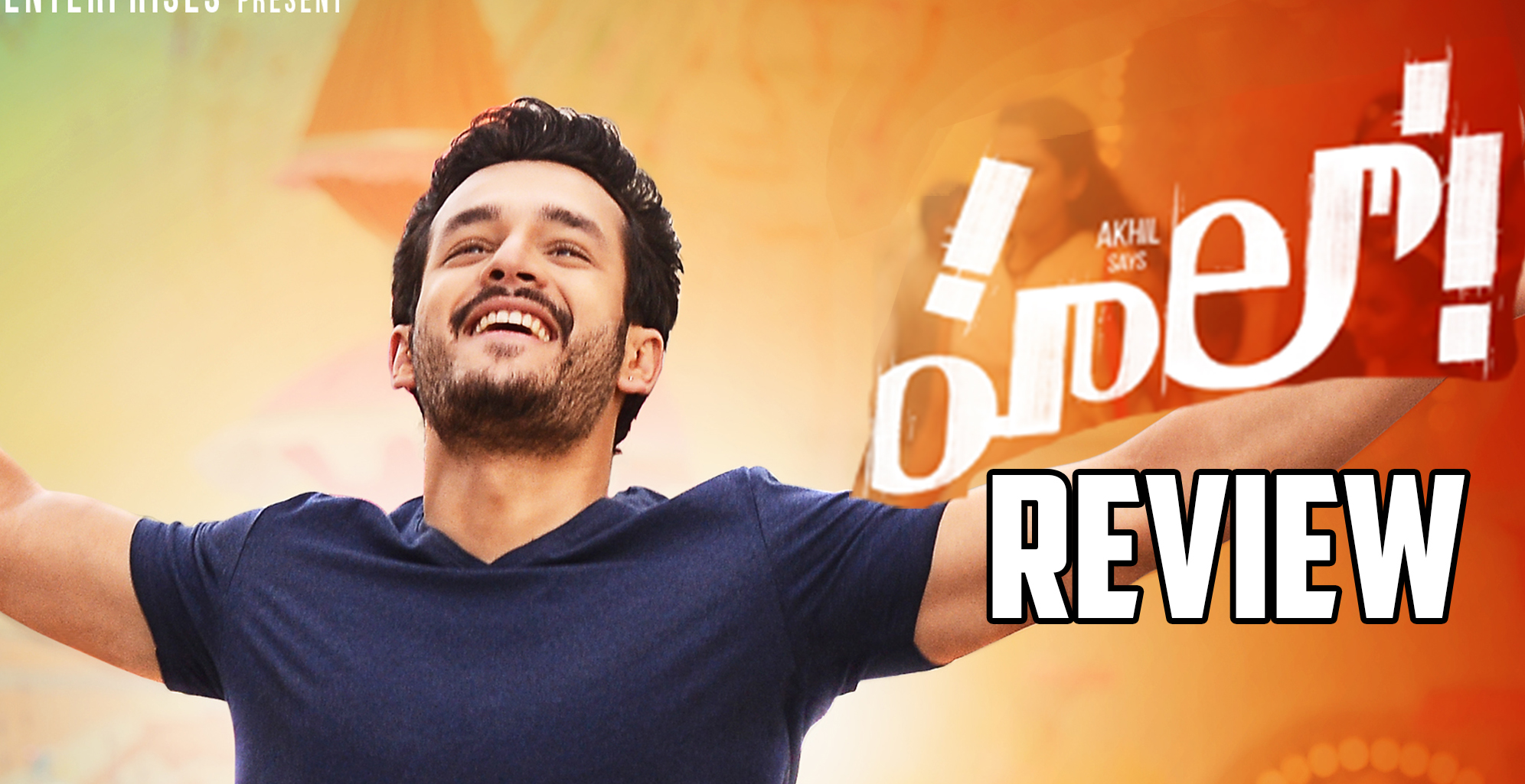 Akhil's Hello Telugu Movie Review
