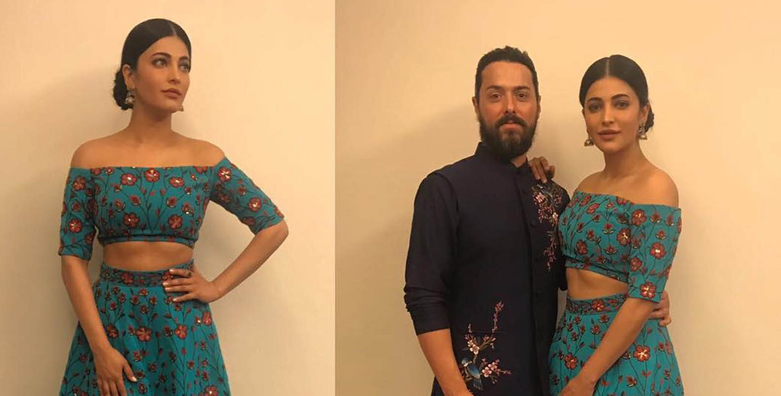 Shruti Haasan Confirmed Her Relationship With Michael Corsale