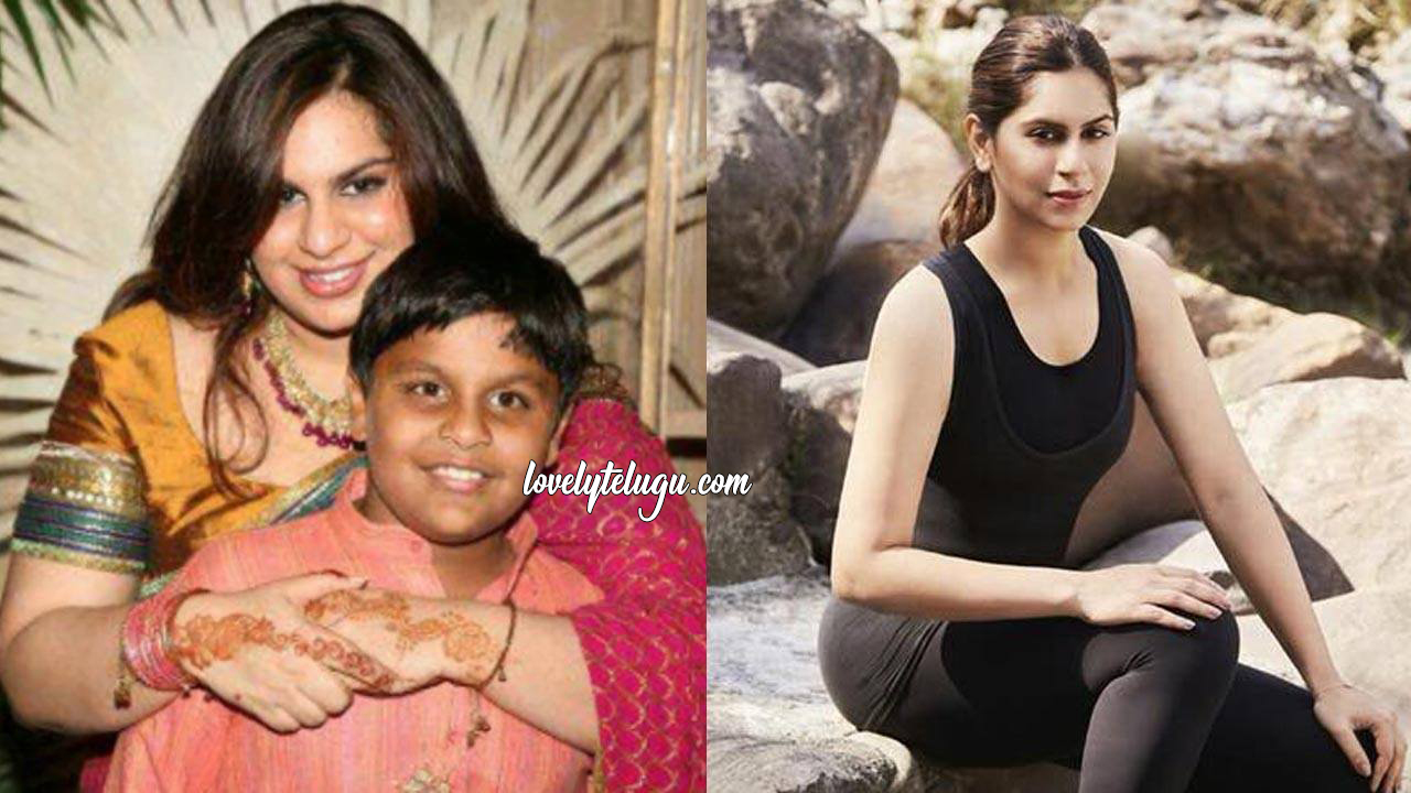 Upasana Konidela Transformation Photos