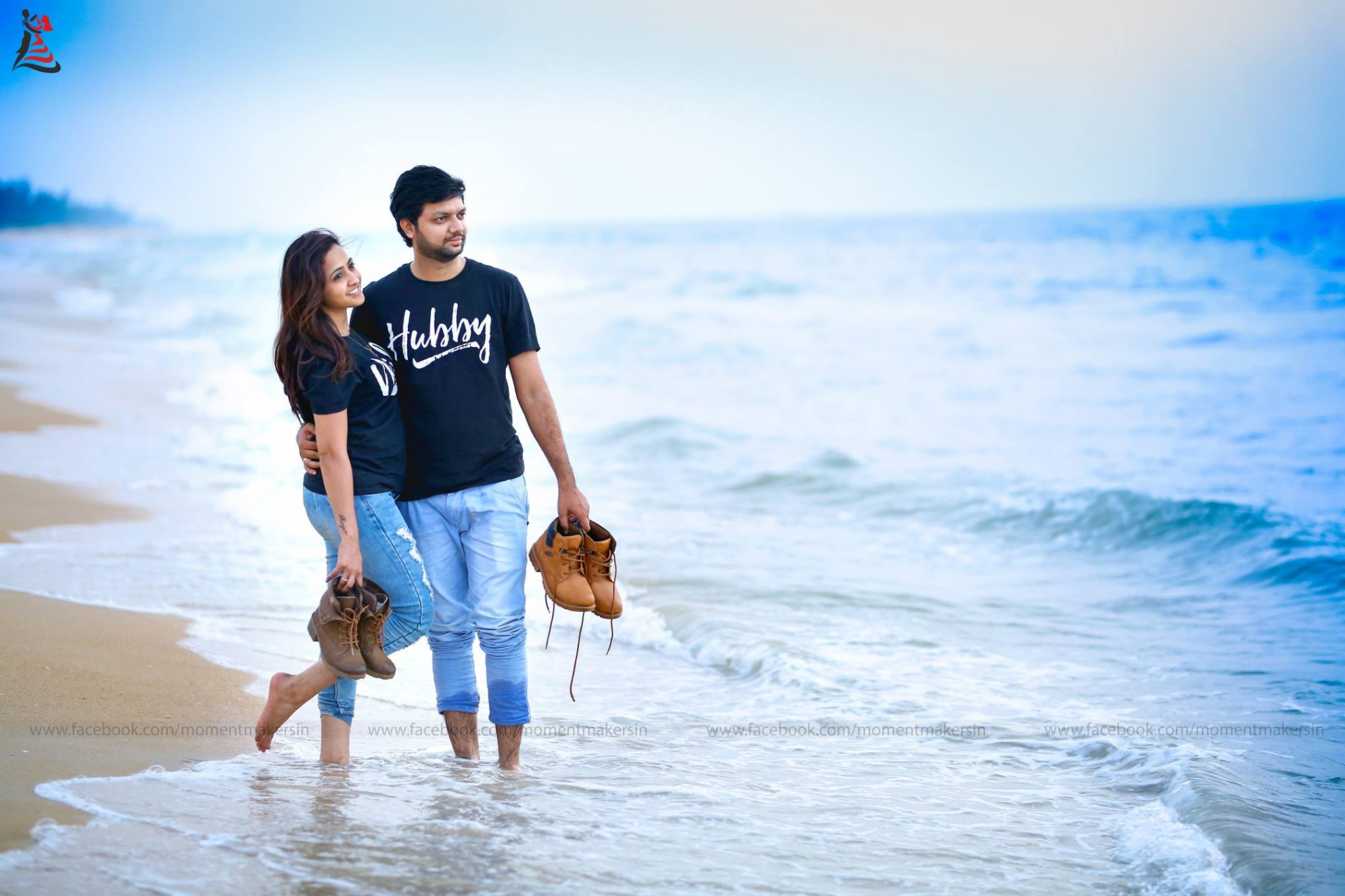 Lasya and Manjunath 1st Wedding Anniversary Photo shoot pics