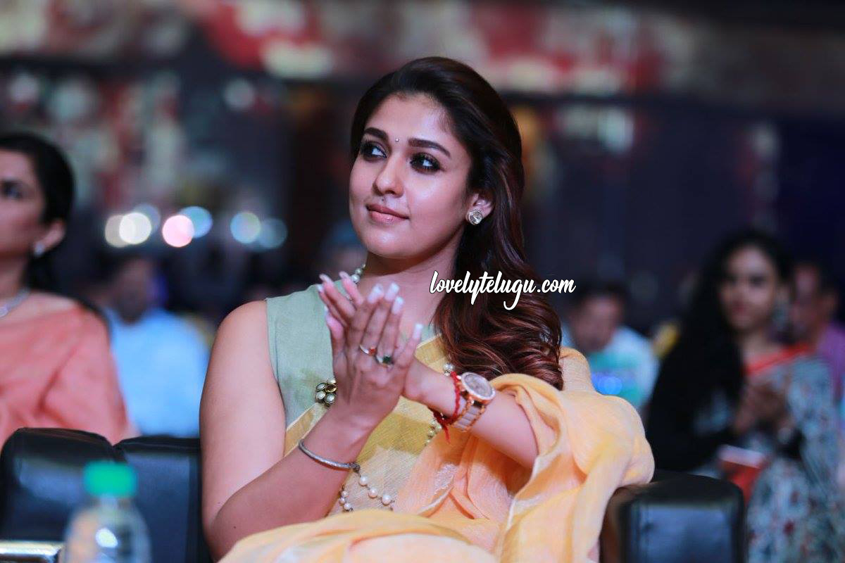 Nayantara Photos at World of Women 2018 Awards