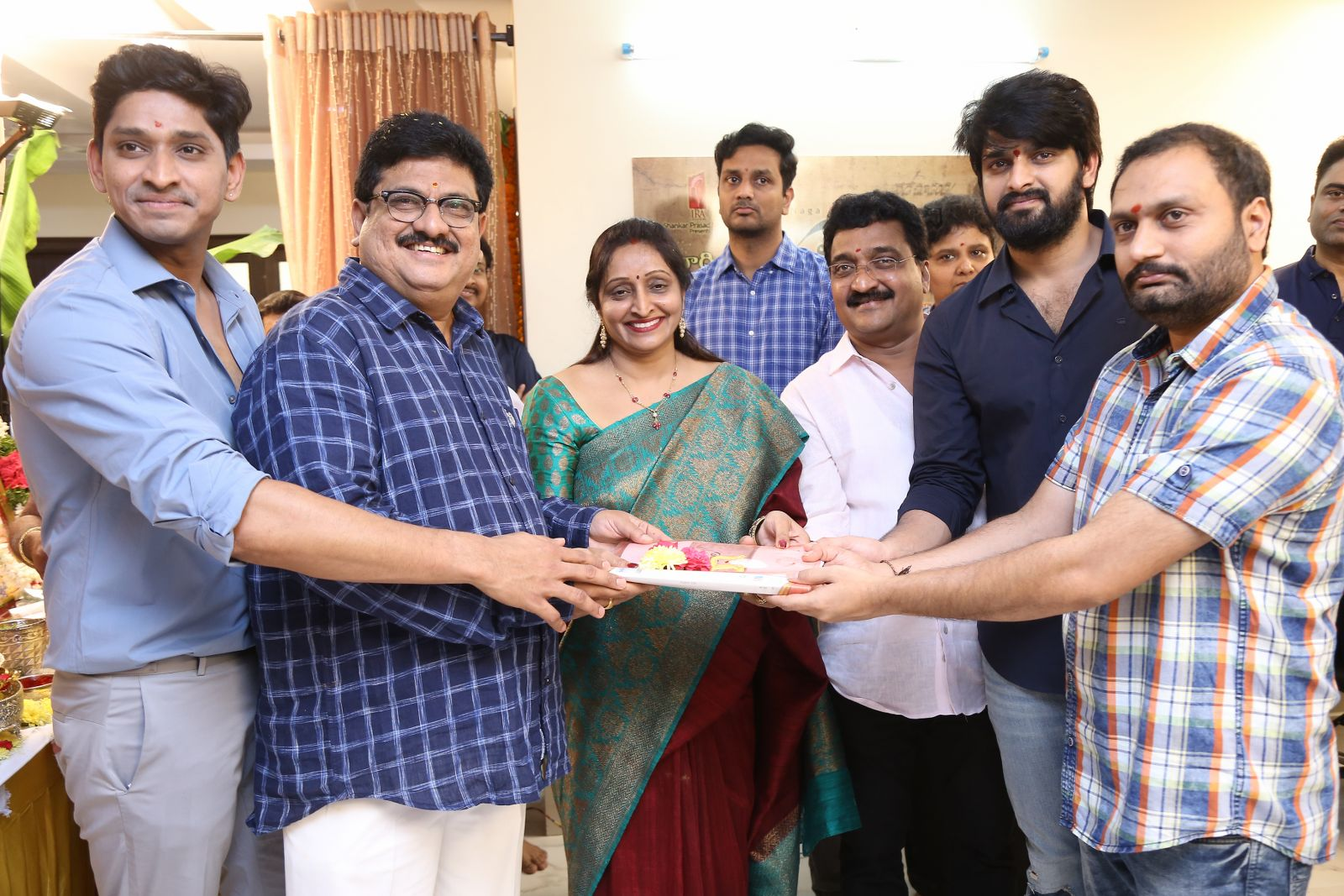 Narthanasala Movie Opening Photos