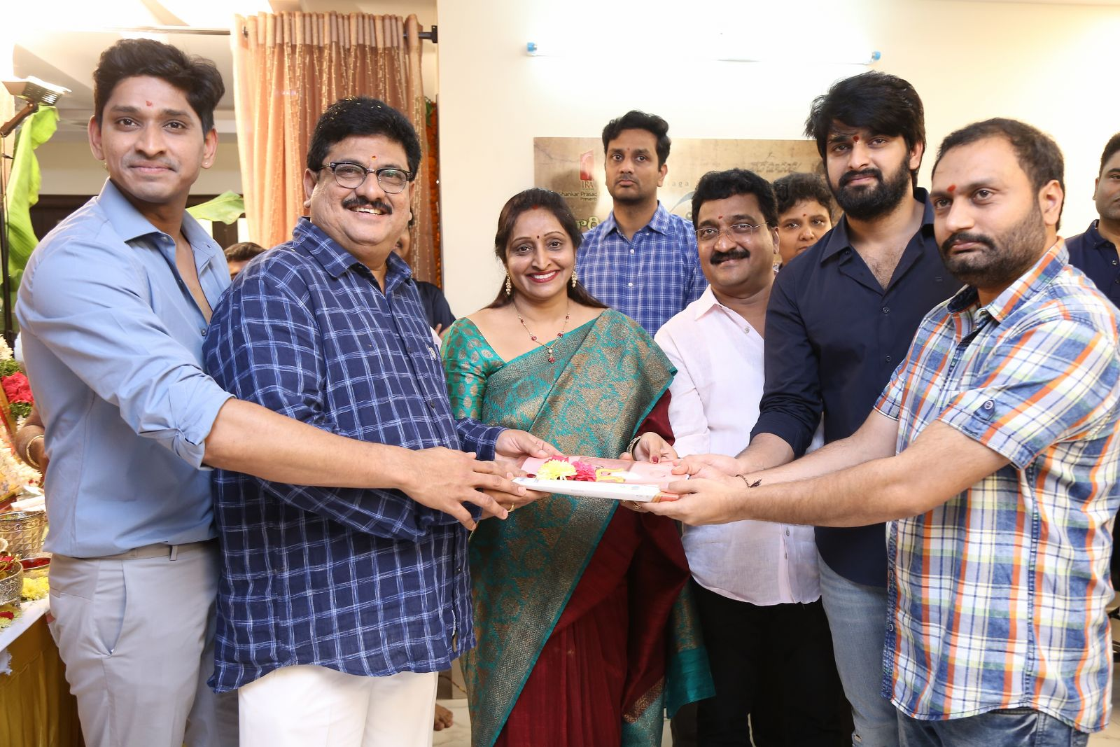 Naga Shaurya's AtNarthanasala Shooting to start in April