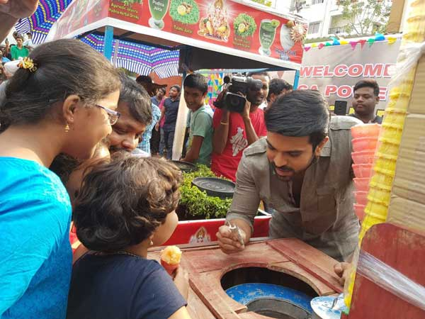 Ram Charan at Memu Saitham Season 2 Photos