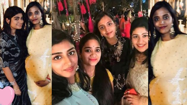 NTR's Wife Pranathi's Baby Shower Photos