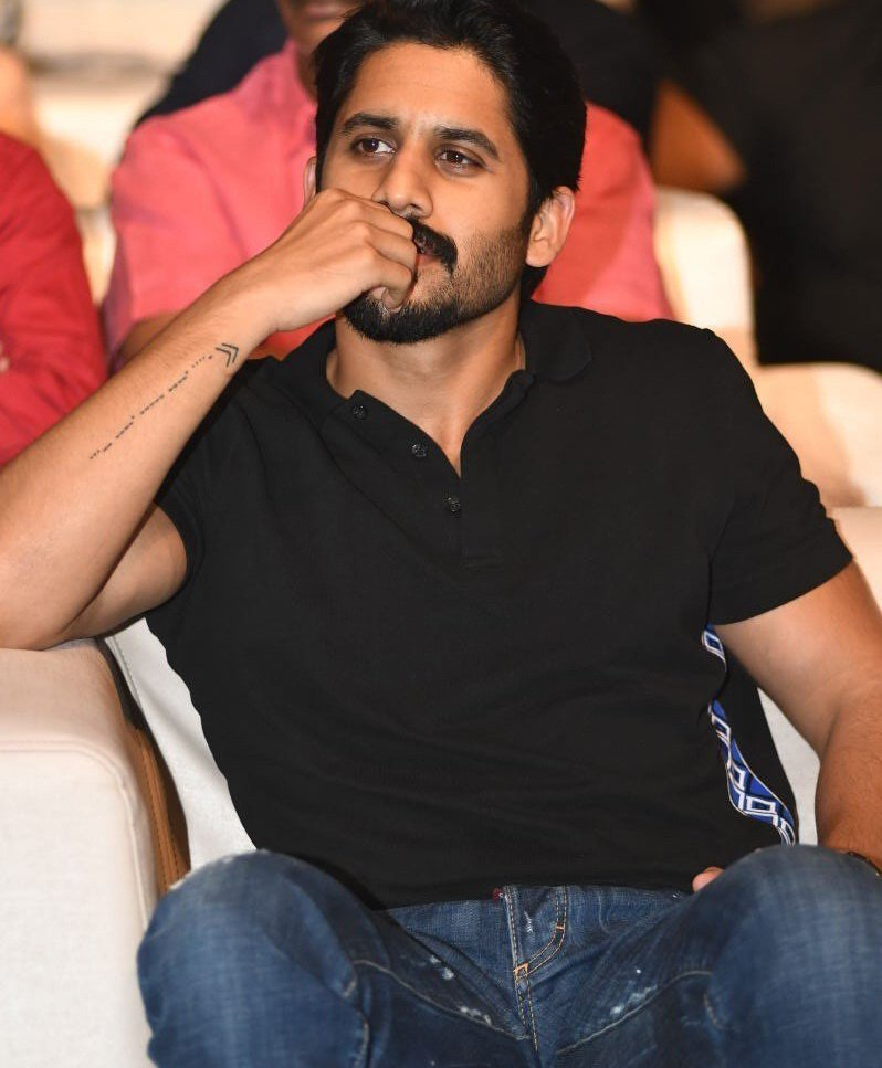 Naga Chaitanya New Tattoo Decoded, Samantha Tweets