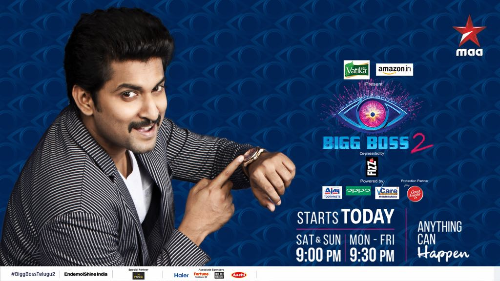 How to watch Bigg Boss Telugu Live Online