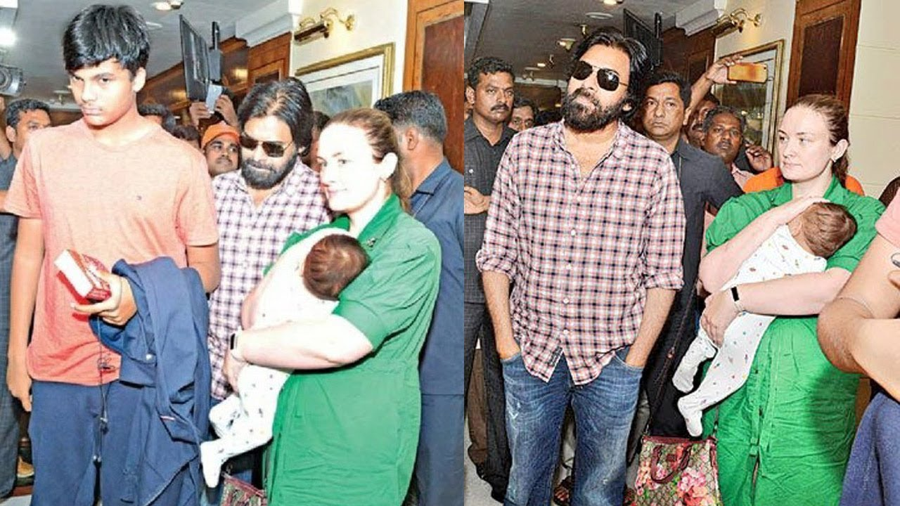 After Renu Desai post, Akira Nandan Joins Pawan Kalyan