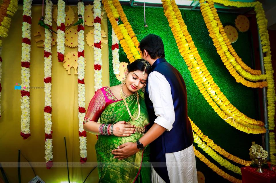 Krishna Chaitanya and Mrudula Iyengar Blessed with Baby