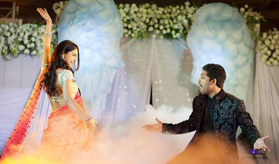 10 Unseen Photos from Allu Arjun and Sneha Wedding