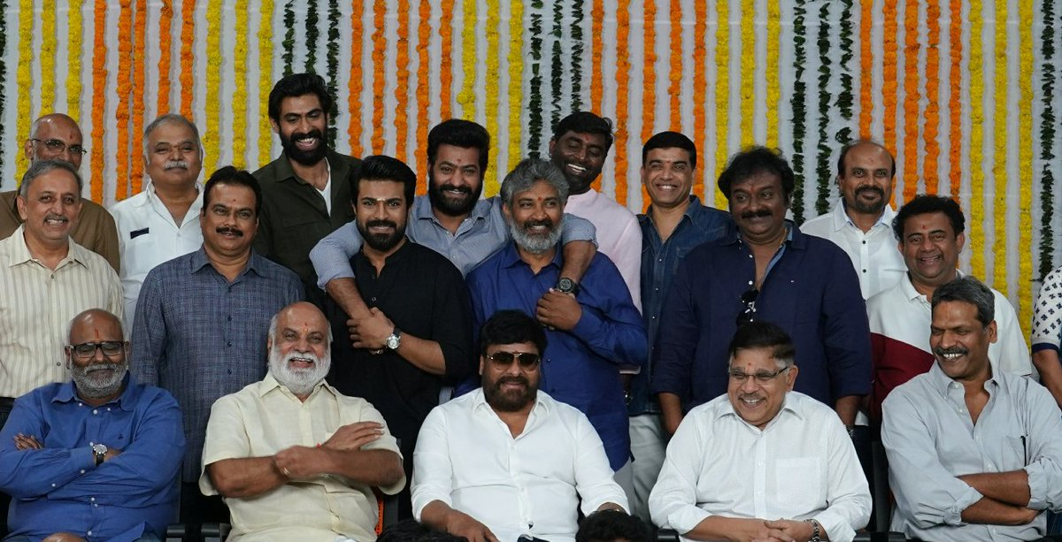 Image result for rrr movie launch