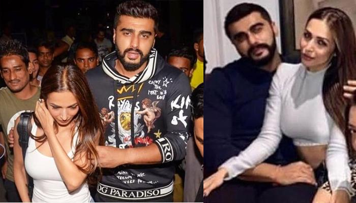 Arjun Kapoor and Malaika Arora Wedding