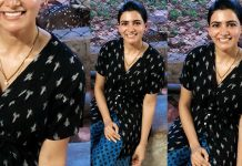 Samantha Akkineni's First Appearance with Mangalasutra