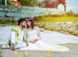 Geetha Madhuri and Nandu blessed with Baby