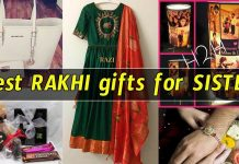 Best RAKHI gift ideas for Sister