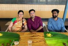 Singer Sri Krishna Wife Seemantham Photos