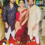 Hari Teja House Warming Photos