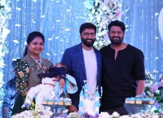 Hero Gopichand son Viyaan First birthday Celebration Photos