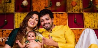 Geetha Madhuri and Nandu daughter Images