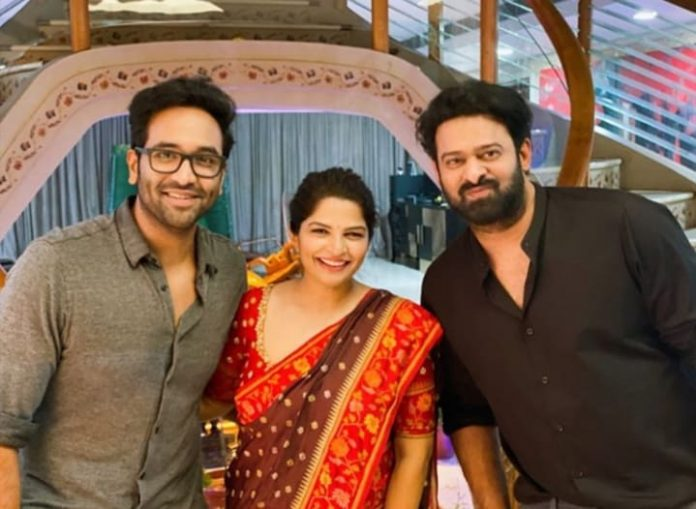 Vishnu Manchu Family Diwali Celebration Photos