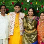 Child actor Kaushik babu Marriage Photos