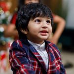 Vishnu Manchu Family Christmas Celebration Photos