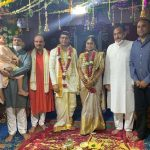Dil Raju wife photos and details