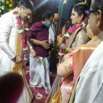 Producer Dil Raju marriage photos