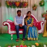 Character Artist Rangasthalam Mahesh Marriage and Wife Photos