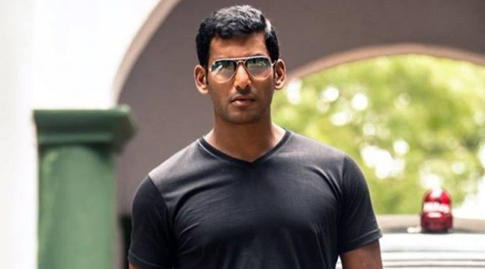 Vishal and his father tests positive for COVID-19
