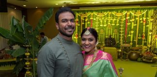 Mahanati producer Swapna Dutt seemantham function