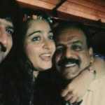 Actress Anushka shetty family photos