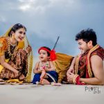 TV actress Vishnu Priya son Ayaansh Varma