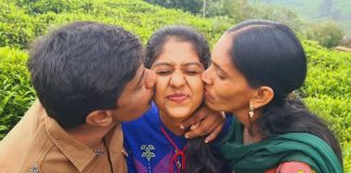 Singer Madhu Priya Best Moments With Her Family