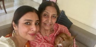 Unseen Family Pictures Of Actress Tabu Garu