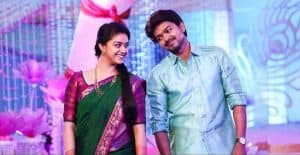 Unknown Facts About Actress Keerthy Suresh