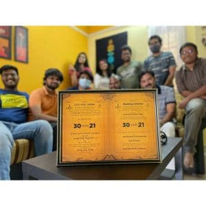 About 30 Weds 21 Web Series Chaitanya Photos
