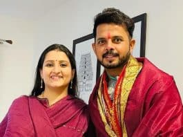 Unknown Facts About Actor And Cricketer Sreesanth Family Photos