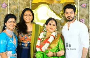 Ali Reza Wife Masuma Baby Shower Event With Celebrities Images